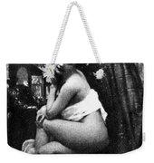 Nude Posing, C1843 Weekender Tote Bag