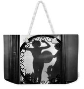Nude Shadow, 1920s Weekender Tote Bag