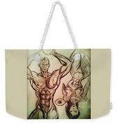 Nude Sketch 49 Weekender Tote Bag