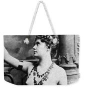 Nude With Bird, 1899 Weekender Tote Bag