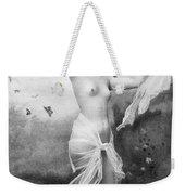 Nude With Butterflies Weekender Tote Bag