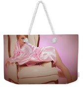 Nude Woman Model 1722  015.1722 Weekender Tote Bag