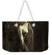 Nude Woman Model 1722  019.1722 Weekender Tote Bag