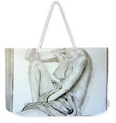 Nude Woman Viii Weekender Tote Bag