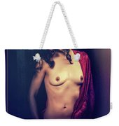 Nude Young Woman 1718.04 Weekender Tote Bag