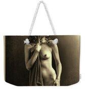 Nude Young Woman 1718.502 Weekender Tote Bag