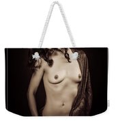 Nude Young Woman 1718.503 Weekender Tote Bag