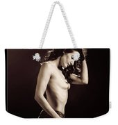 Nude Young Woman 1718.504 Weekender Tote Bag