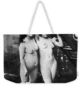 Nudes At Festival, C1900 Weekender Tote Bag