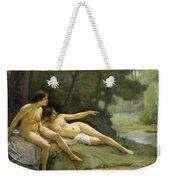 Nudes In The Woods Weekender Tote Bag