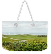Number 1 From The Whites At Spanish Bay Weekender Tote Bag