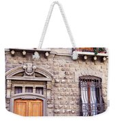 Number Fifteen Weekender Tote Bag