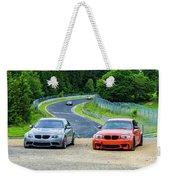 Nurburgring Race Track Weekender Tote Bag