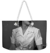 Nurse Rembrandt Lighting Weekender Tote Bag