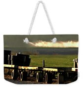 Nursery Wagons Weekender Tote Bag