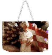 Nursing America Weekender Tote Bag