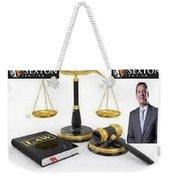 Nursing Home Attorney Weekender Tote Bag