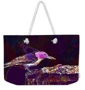 Nuthatch White Breasted Nuthatch  Weekender Tote Bag