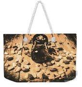 Nuts About Vintage Still Life Art Weekender Tote Bag