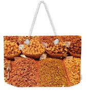 Nuts And Candy Weekender Tote Bag