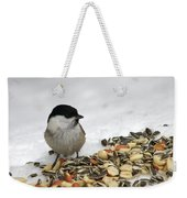 Nuts Said The Willow Weekender Tote Bag