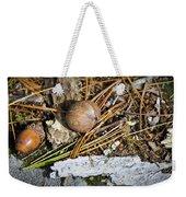 Nuts Weekender Tote Bag