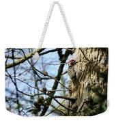 Nuttalls Woodpecker  Weekender Tote Bag