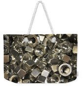 Nuuts And Bolts Weekender Tote Bag