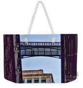 Ny Architecture Connection  Weekender Tote Bag
