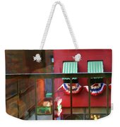 Ny Architecture Paint  Weekender Tote Bag