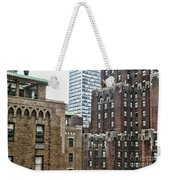 Ny Brick 1 Weekender Tote Bag