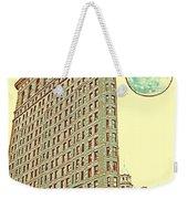Ny Manhattan Weekender Tote Bag