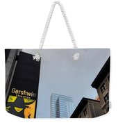 Nyc-and The Other Was Weekender Tote Bag