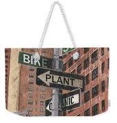 Nyc Broadway 2 Weekender Tote Bag