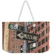 Nyc Broadway 2 Weekender Tote Bag