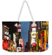 Nyc023 Weekender Tote Bag by Svetlana Sewell