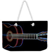 Nylon Acoustic Weekender Tote Bag