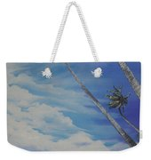 Nylon Pool Tobago. Weekender Tote Bag by Karin  Dawn Kelshall- Best