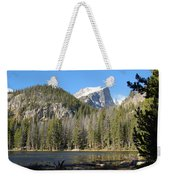 Nymph Lake In Rocky Mountain National Park Weekender Tote Bag