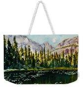 Nymph Lake Weekender Tote Bag