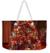 O Christmast Tree Weekender Tote Bag