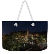 O Holy Night Weekender Tote Bag