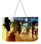 O How Much More Doth Beauty Beauteous Seem Weekender Tote Bag