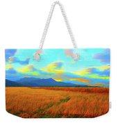 O Prairie Mother Weekender Tote Bag