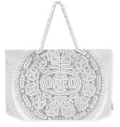 O R E O In White Weekender Tote Bag