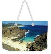 Oahu, Beach Goers Weekender Tote Bag