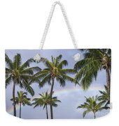 Oahu, Rainbow Weekender Tote Bag