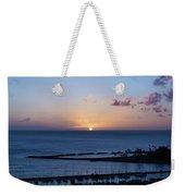 Oahu Sunset Weekender Tote Bag