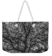 Oak Abstract Weekender Tote Bag