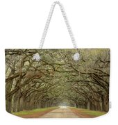Oak Avenue Weekender Tote Bag